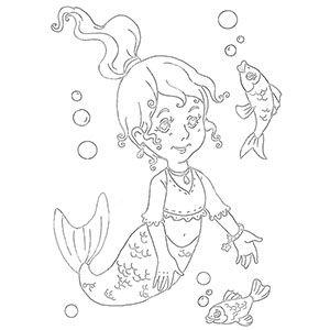free printable mermaid coloring pages for kids  mermaid coloring pages mermaid coloring