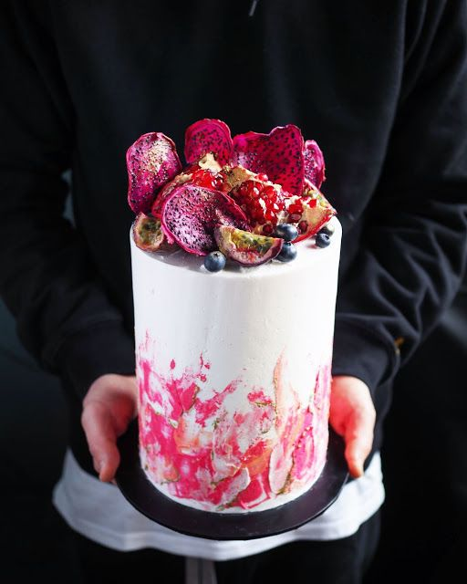 Vegan And Gluten Free Wedding Cake Ideas Alternative: Q+A: ZEPHYR AND BLOOM CAKES (With Images)