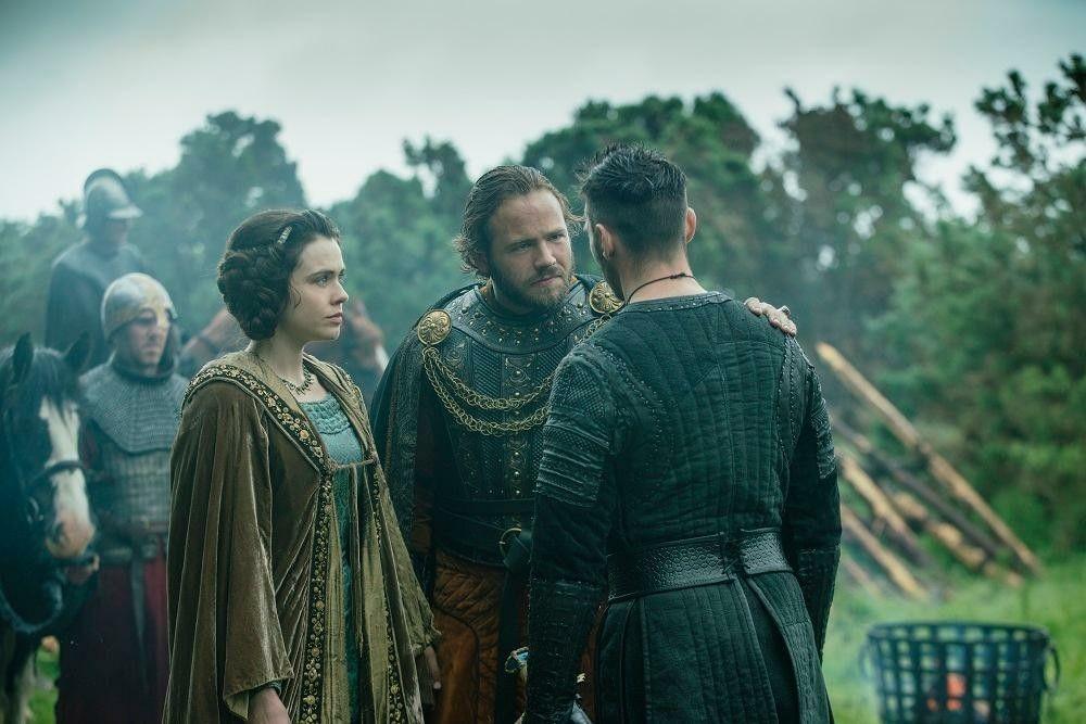 Vikings TV Show on History Ratings Cancel or Season 6 NUmedia