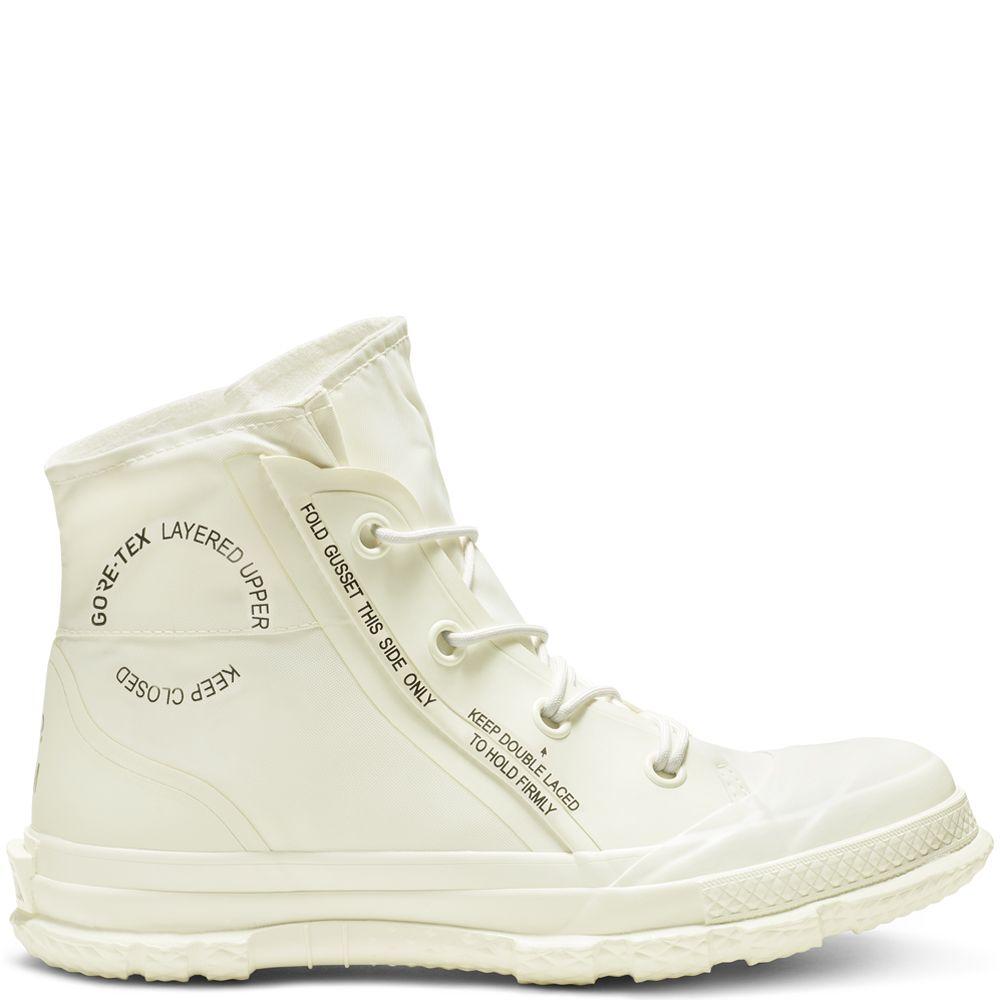 Converse Chuck Taylor MC18 High Top Vintage White Vintage White 2282195be