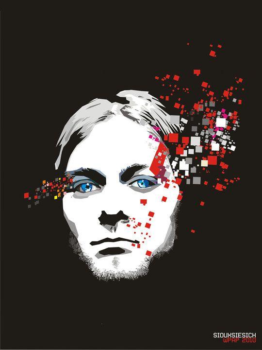 Pop Art - Kurt Cobain