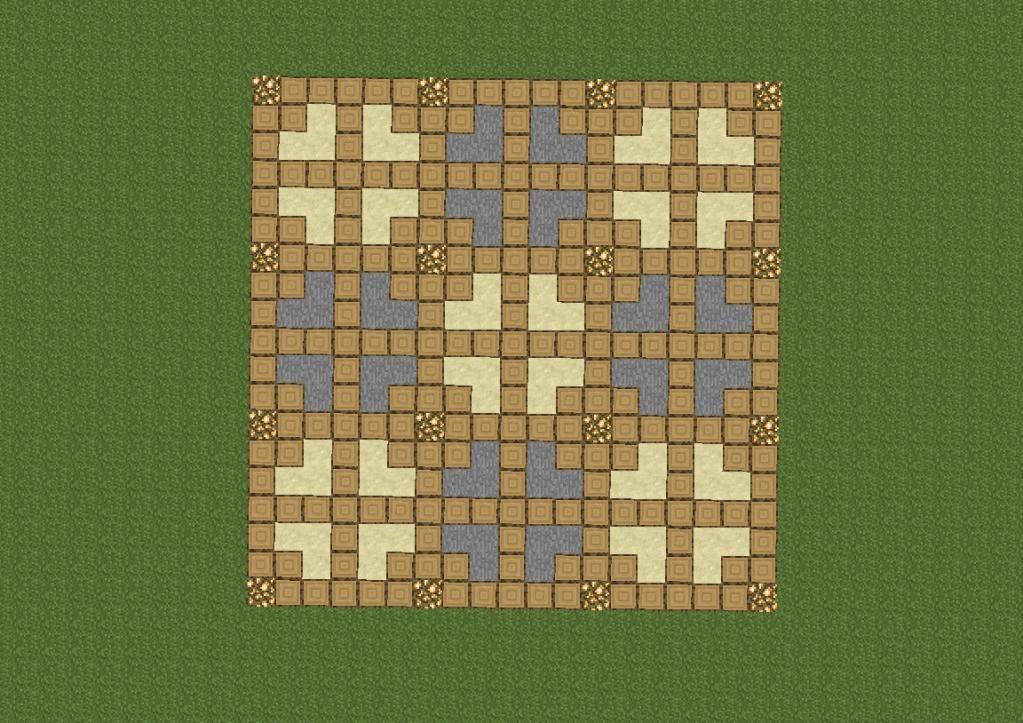 Large Floor Patterns Minecraft Floor Designs Minecraft Designs