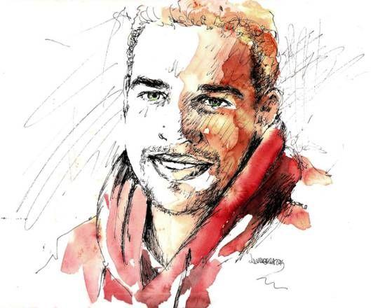 Dan by Laura Sfiat, Illustrator in Quincy, MA