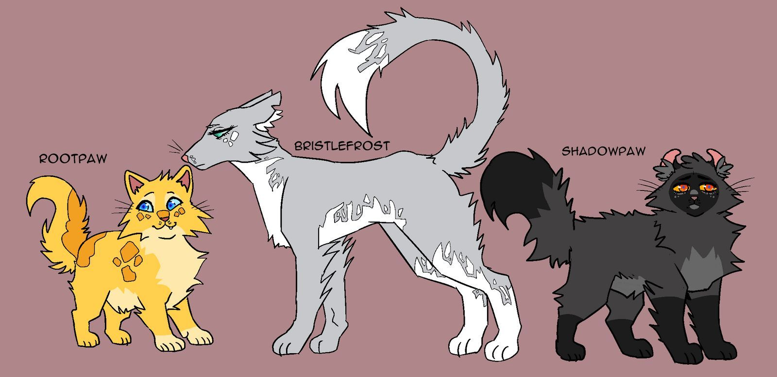 Pin on Warrior cats
