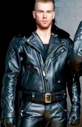 Gay leather boy pics