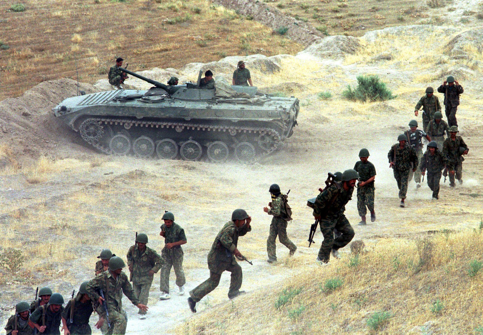"Image result for tajik civil wa"""
