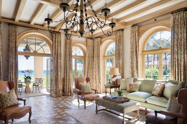 A Palm Beach Landmark Restored To Its Former Glory