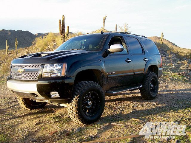 Off Road Chevy Tahoe We Would Take It To The Outer Banks Every Year