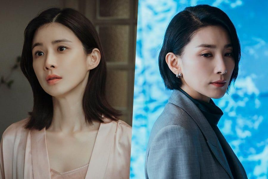 """Lee Bo Young And Kim Seo Hyung Come Face-To-Face With More Opposition In """"Mine"""""""