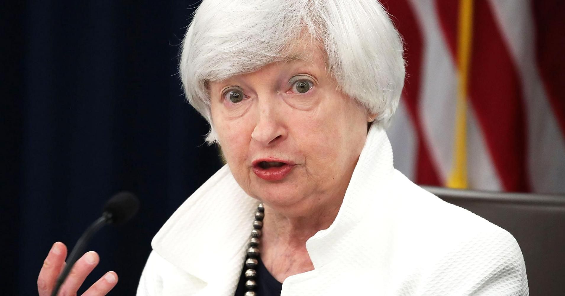 Watch Yellen Speaks At Nyu In A Single Of Final Appearances As Fed Chair Boss Lady Style Janet Yellen Magic Wand