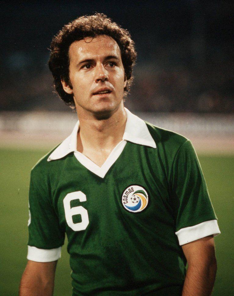 Francessca Beckenbauer.