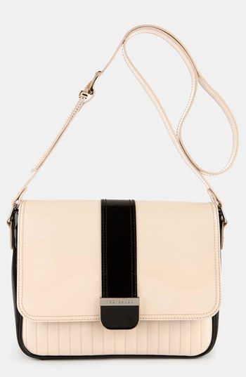 b1f7a11c12e Ted Baker London Enamel - Large Colorblock Quilted Faux Leather Crossbody  Bag | Nordstrom