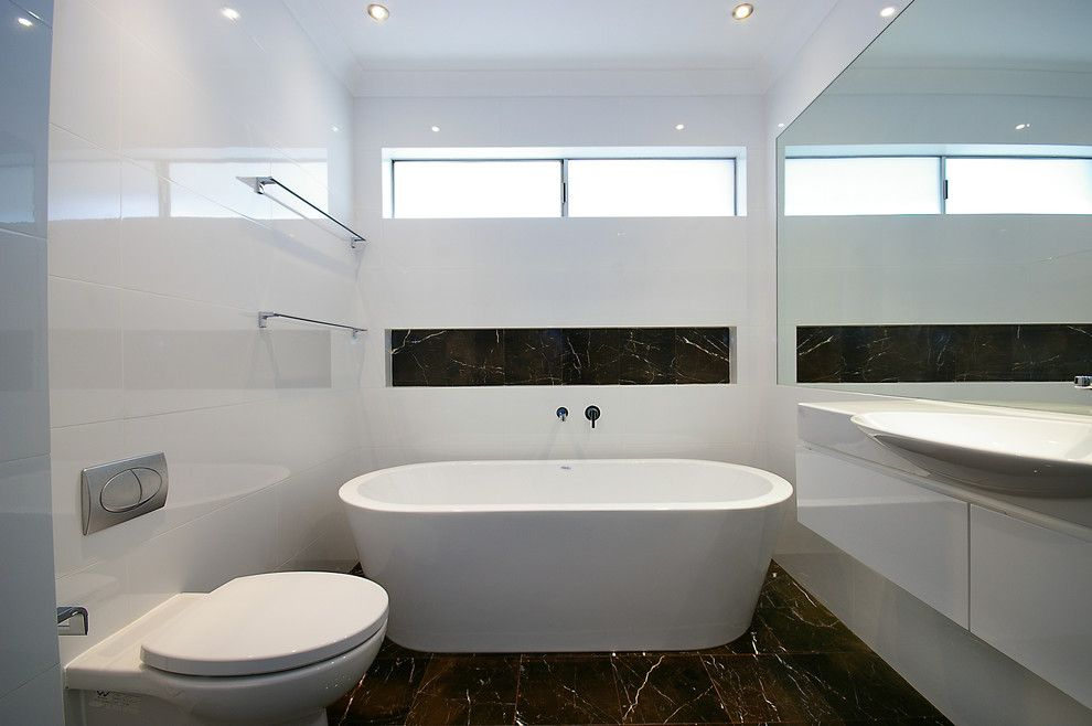 . stand alone bathtubs Bathroom Traditional with blinds clean