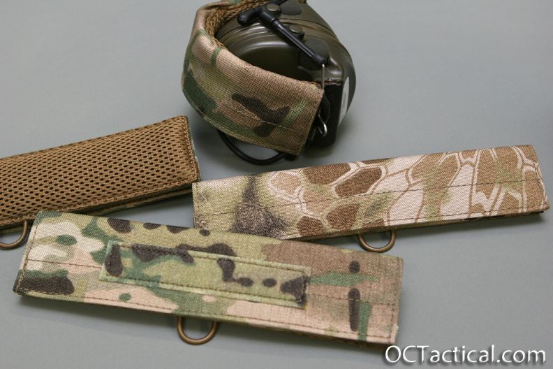 HP2 Hearing Protection Cover Leather headbands, Hearing
