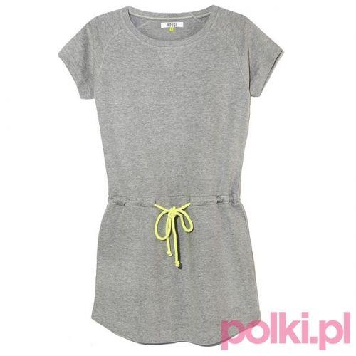 Dresowa sukienka, House #polkipl