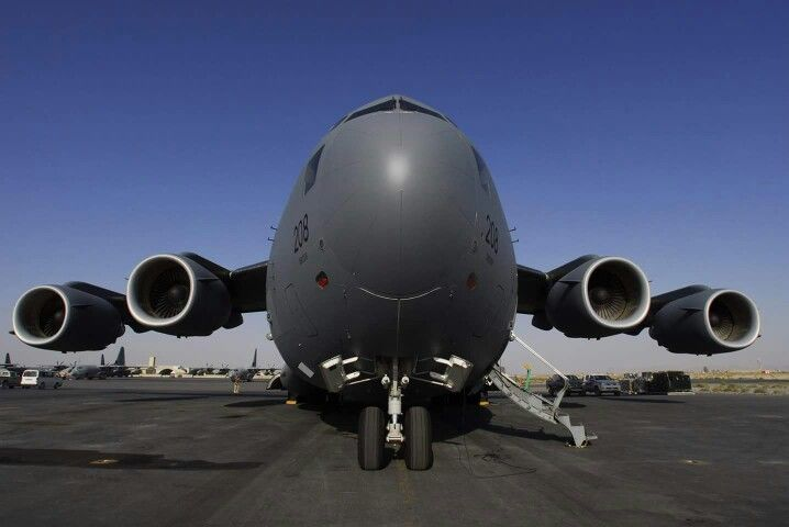 The RAAF C-17A Globemaster III provides Air Force with an unprecedented capacity for strategic air lift. It allows Australia to rapidly deploy troops, supplies, combat vehicles, heavy equipment and helicopters anywhere in the world. The RAAF C-17A Globemaster is a high-wing four-engine heavy transport. It has three times the carrying capacity of the C-130 Hercules, allowing Australia to rapidly deploy troops, supplies, combat vehicles, heavy equipment and helicopters anywhere in the world…