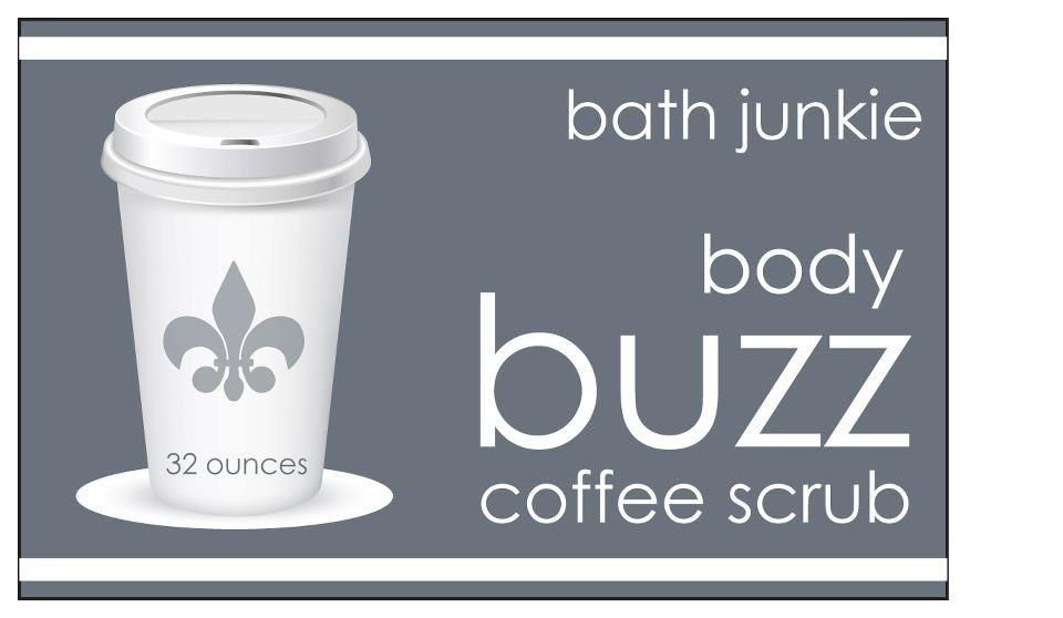 Body Buzz Coffee Scrub
