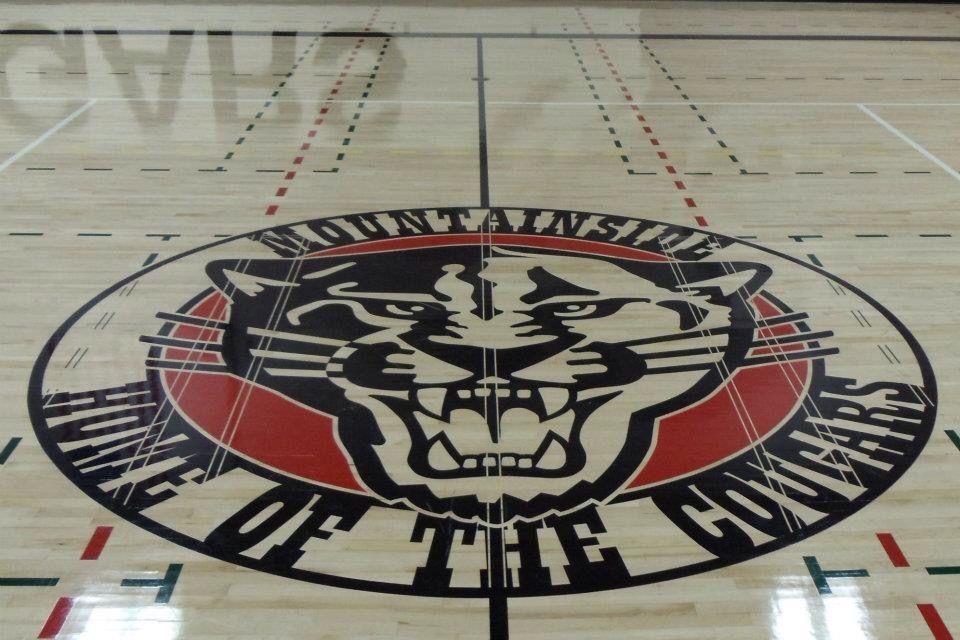 Mountainside Middle School Logo, Scottsdale Arizona