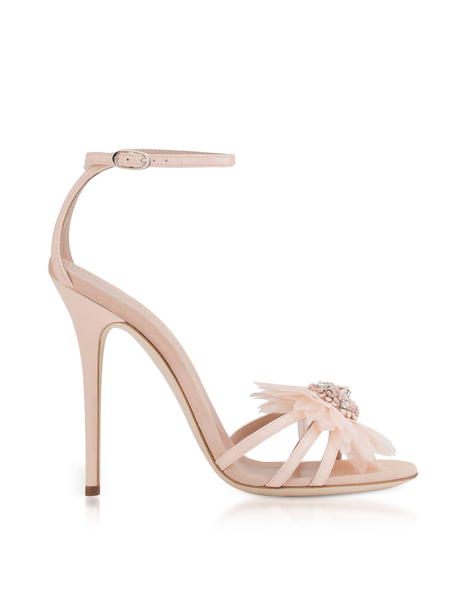 Giuseppe Zanotti Patent leather sandal with bow ANNEMARIE 0silK0flQ