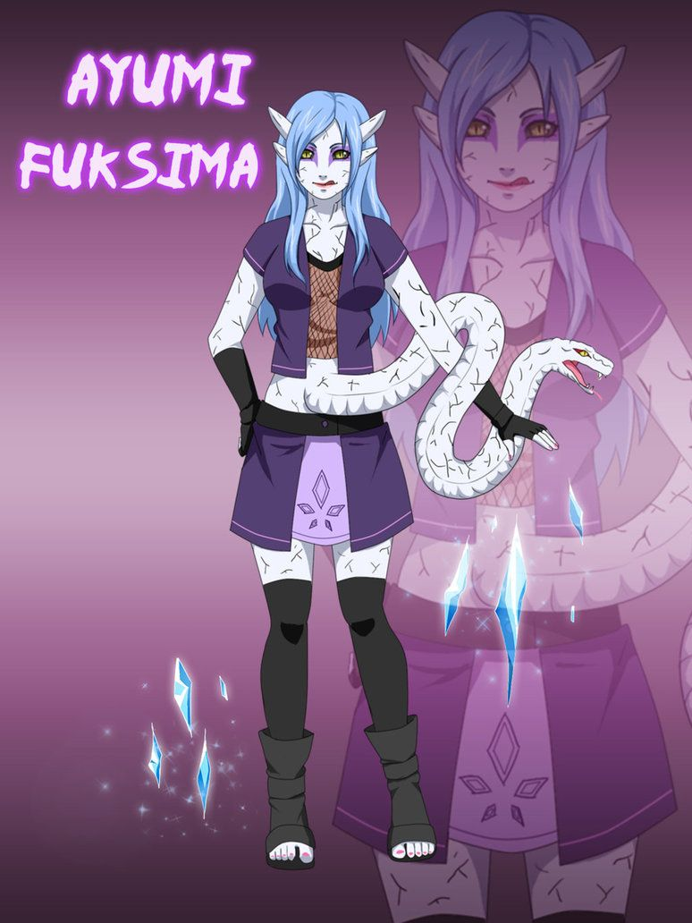 Ayumi Mao Clan Shinobi Outcast From Her Clan For The Sins Of Her Father Ayumi Made Her Own Name Fighting For The Wu Anime Naruto Anime Ninja Naruto Drawings