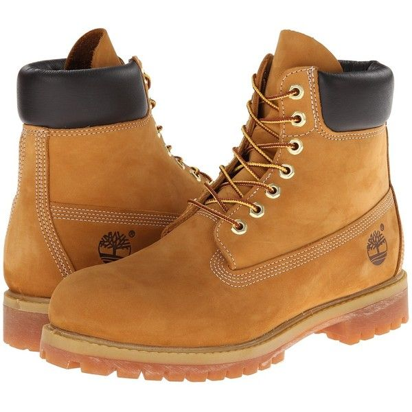 Mens Casual Shoes Timberland Classic 6 Premium Boots Mens Wheat Nubuck Leather Casual Shoes Best Selling