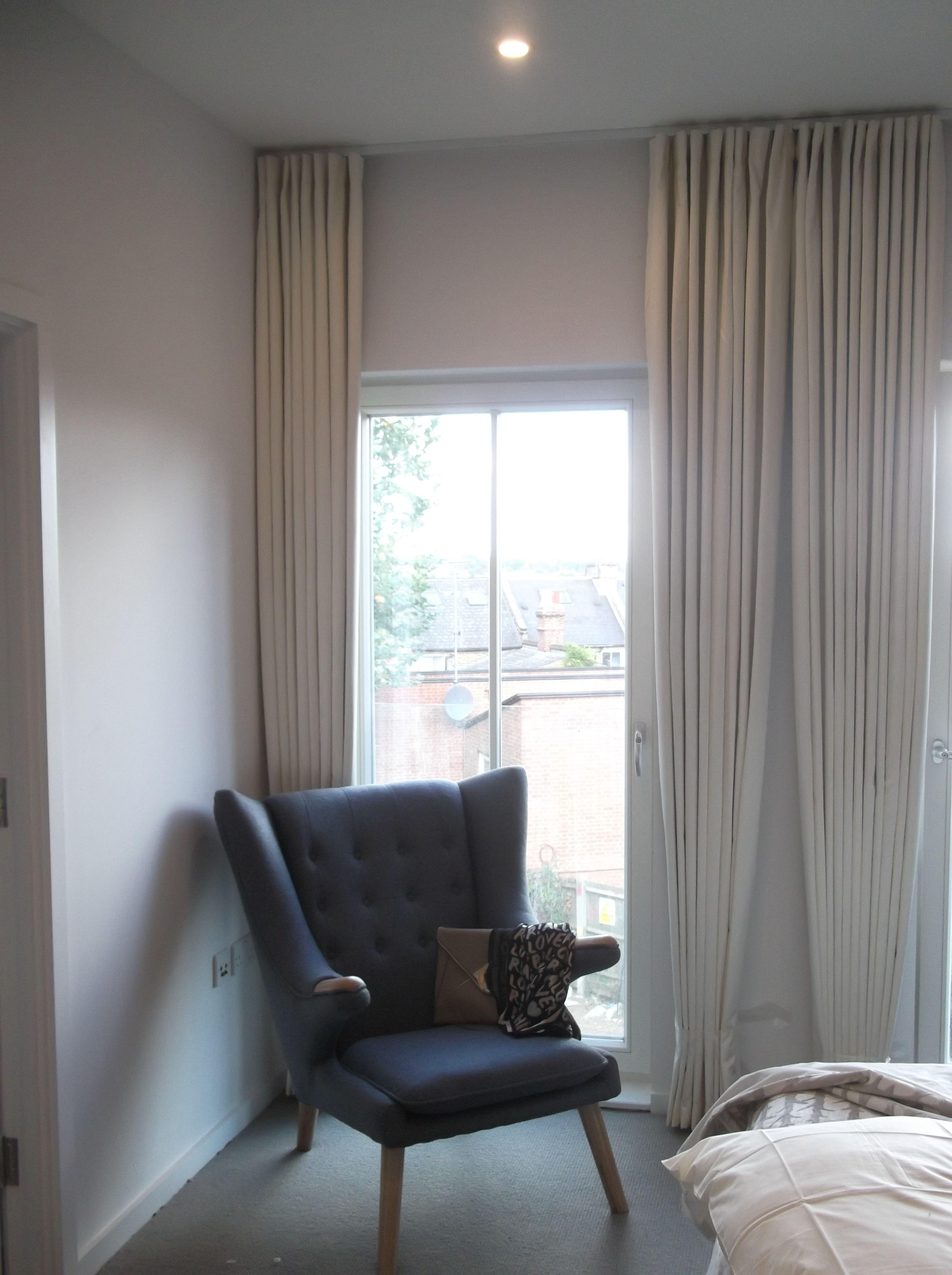 Full Length Curtains? Idea..