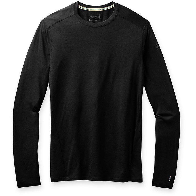 Smartwool Men's Merino 150 Baselayer Long Sleeve Shirt – MD / Black