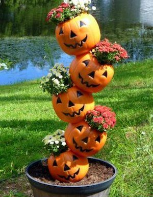 50 And Easy Diy Outdoor Fall Decorations Prudent Penny Pincher