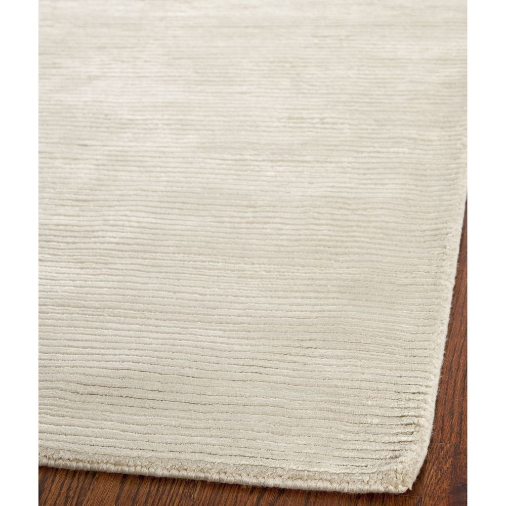 Safavieh Hand-knotted Mirage Light Silver Viscose Rug (8' x 10') - Overstock™ Shopping - Great Deals on Safavieh 7x9 - 10x14 Rugs