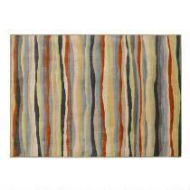 5'x7' Multicolor Stripe Area Rug