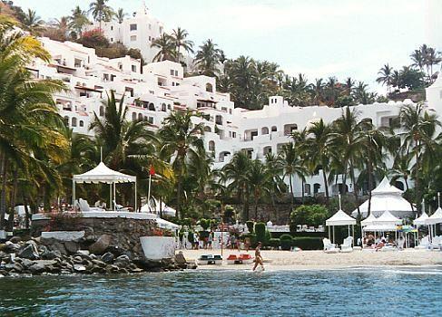Las Hadas In Manzanillo Mexico The Hotel We Stayed In