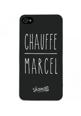 Coques iphone 4, 4S, 6 et Samsug de la marque le Fabuleux SHAMAN ...