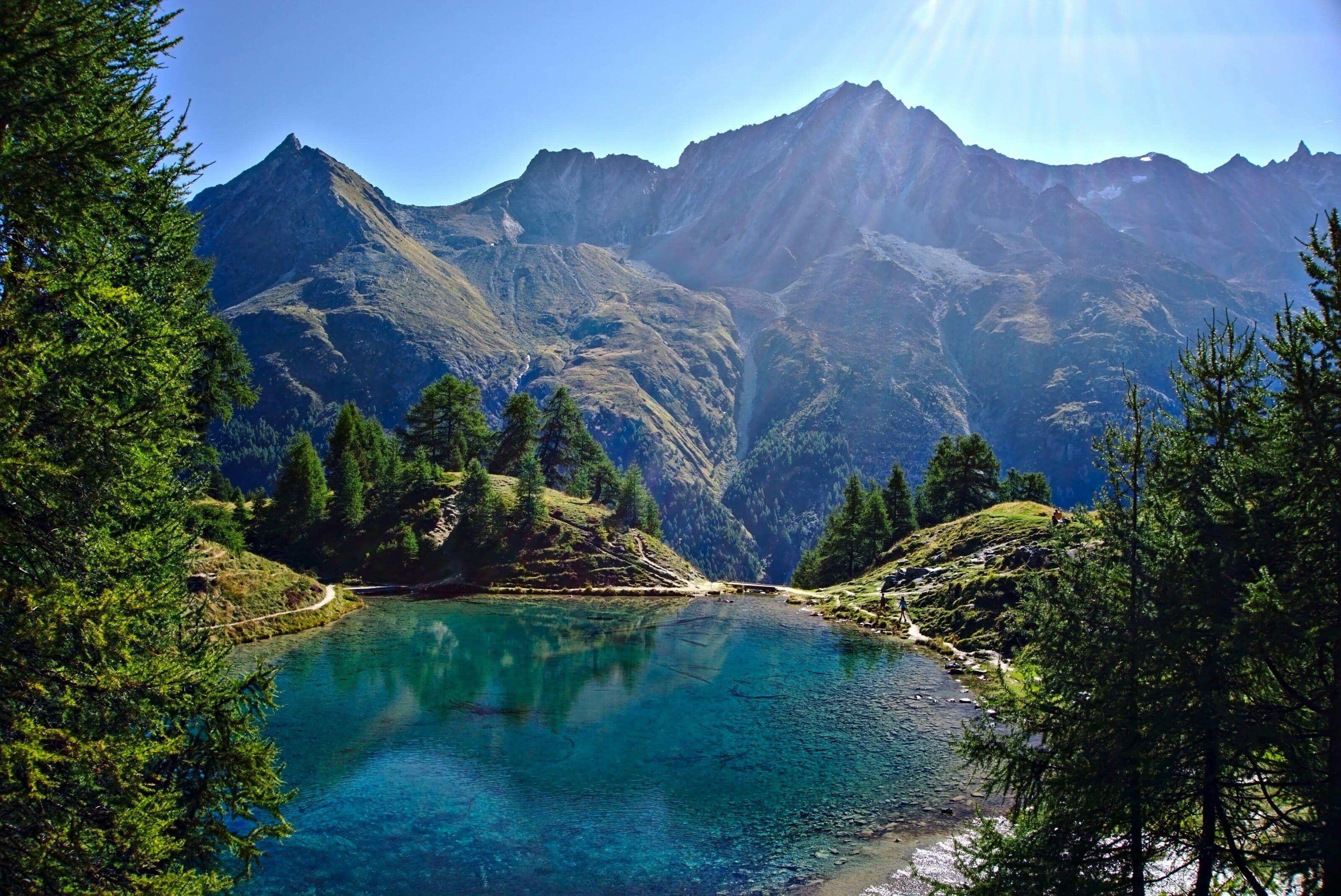paysage de suisse
