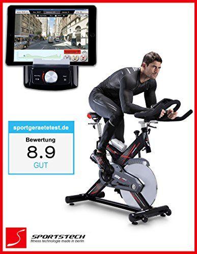 Sportstech Profi Indoor Cycle Sx400 Mit Smartphone App Steuerung