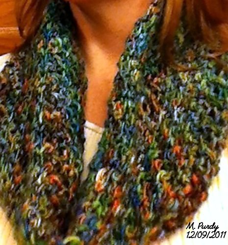 Free Crochet Cowl Pattern.