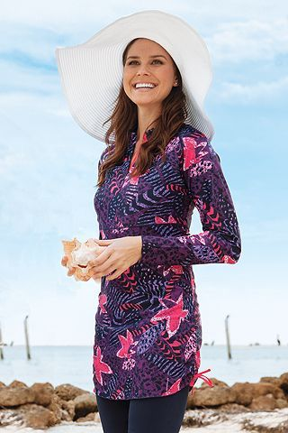fabcf46e00 Shapeable Poolside Sun Hat  Sun Protective Clothing - Coolibar  http   extrashade.