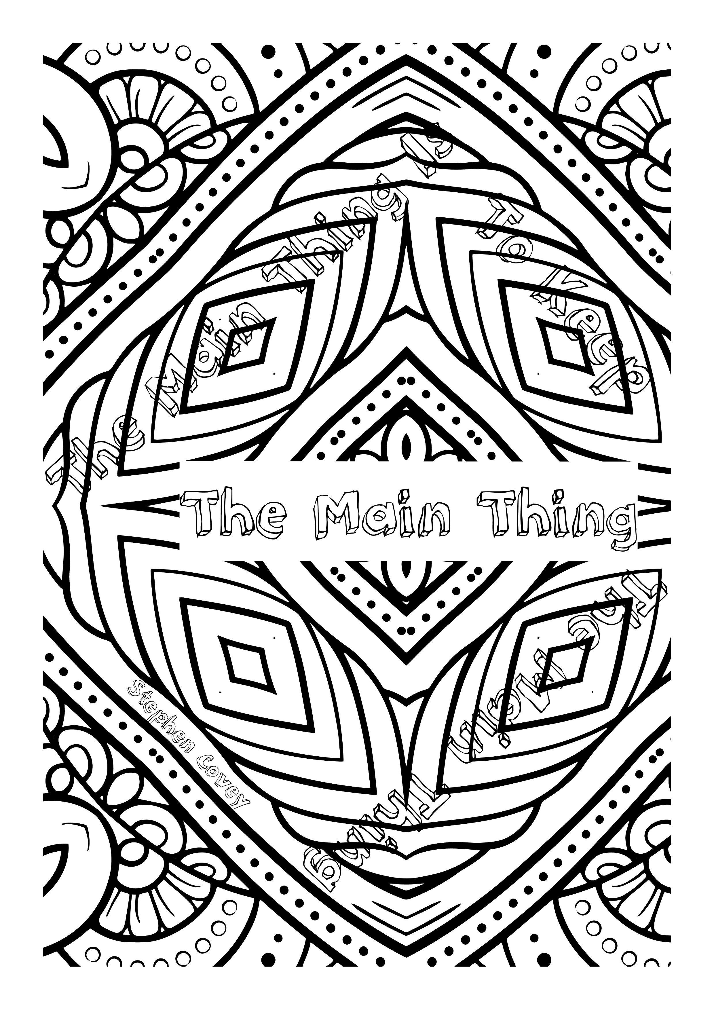 The Main Thing Color quotes, Quotes, Color