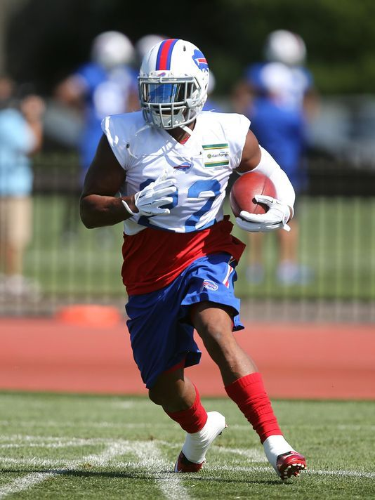 Fred jackson trying to prove age isnt a factor at bills training fred jackson trying to prove age isnt a factor at bills training camp photo jamie germanojgermano1 democrat and chronicle staff photographer publicscrutiny Images