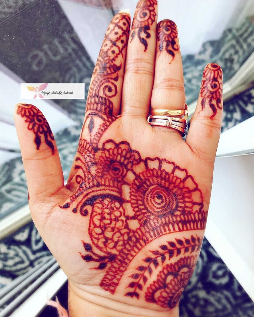 Stain After After 24 Hours Of Removing The Henna Henna Cones Mehndikajoeyhenna Henna Design Himani Henna Hennaworkspac Henna Henna Design Henna Cones