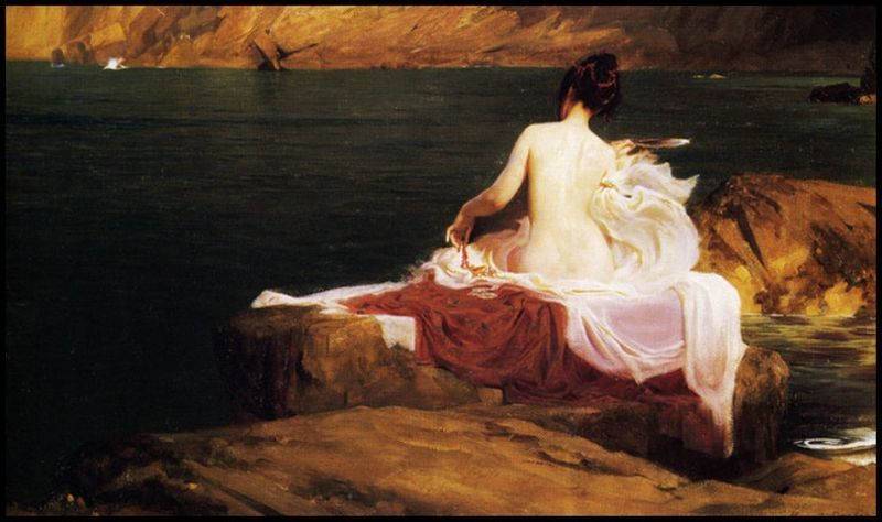 Calypso in the odyssey