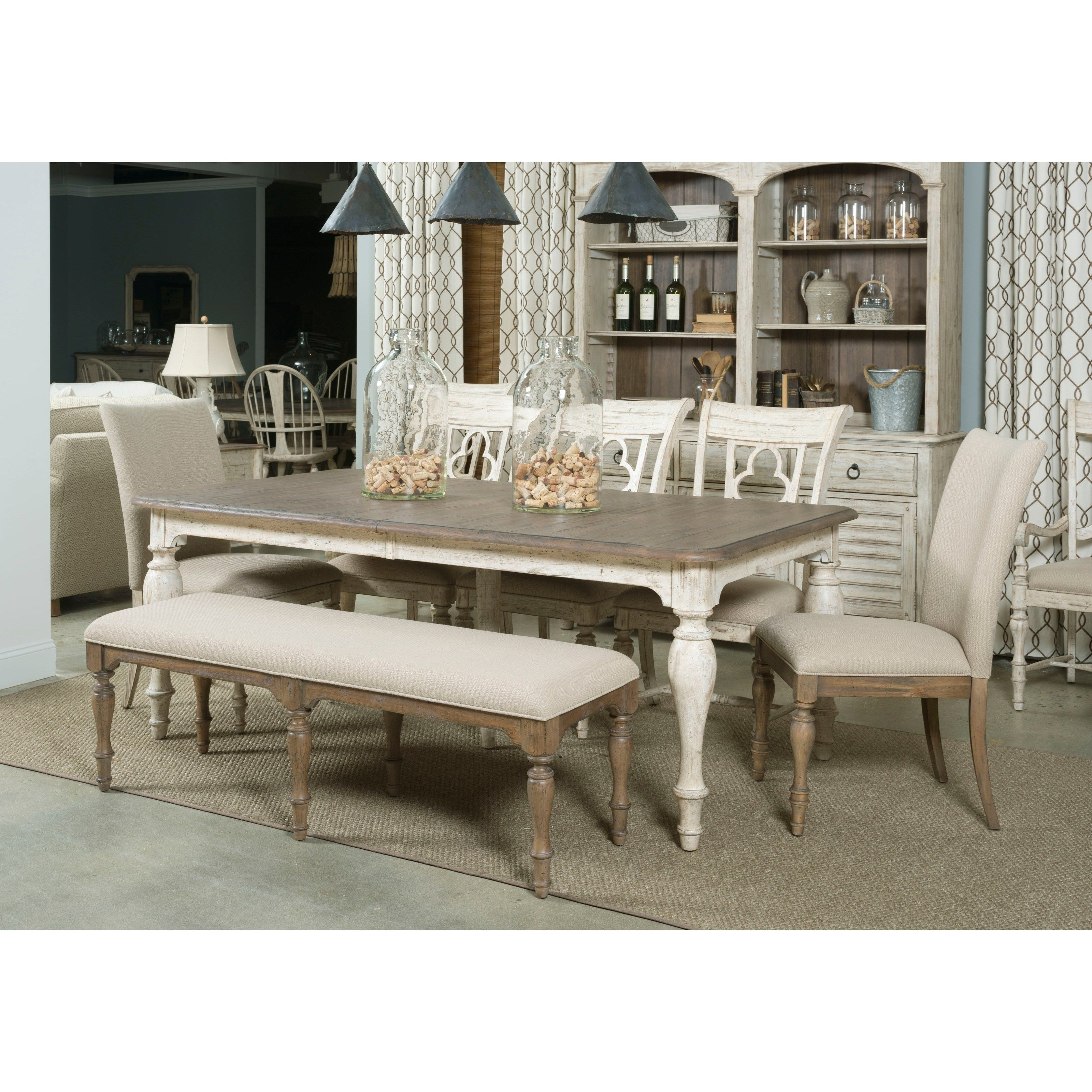 Weatherford Casual Dining Room Group By Kincaid Furniture At Hudson S Furniture Casual Dining Rooms Furniture Interior Design Dining Room