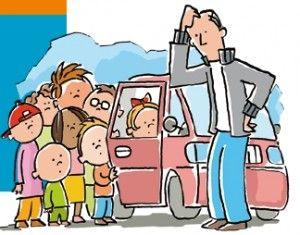Veilig mee in de auto