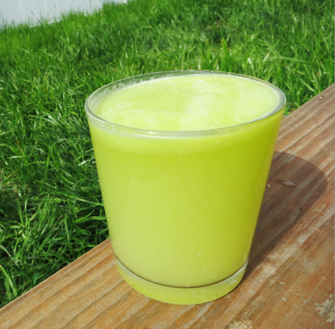Pineapple Juice Try This Recipe For Fresh Pineapple Green Apple Juice Healthy Juices Apple Juice Juice Smoothie