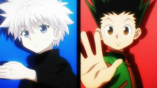 Pin by Xavier 1.0 Whitfield on gon and killua (With images