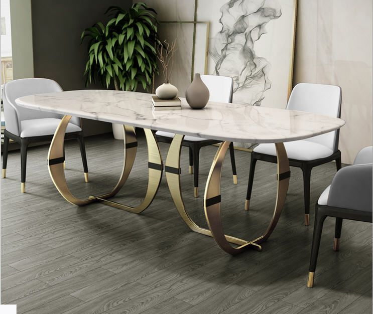 Pin By Cerdas On طاولة طعام Dining Room Small Dining Table Marble Dining Table