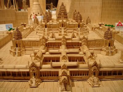 Toothpick Sculpture image result for toothpick sculptures | amazing toothpick