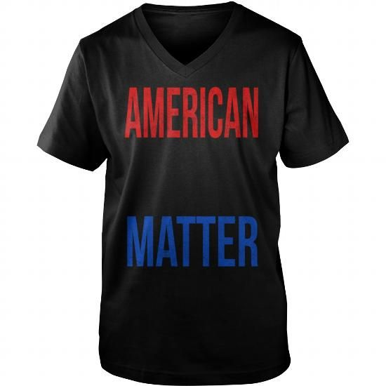 American Lives Matter T-Shirts - Men's T-Shirt----NTKVLZX