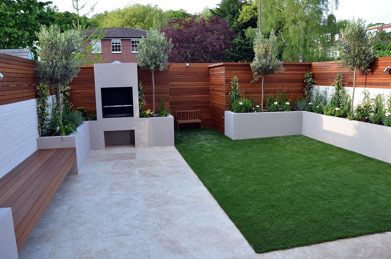 10 Modern Garden Design Ideas, Awesome as well as Stunning in 10