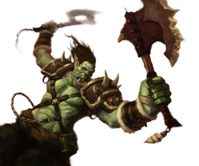 Image result for orc png