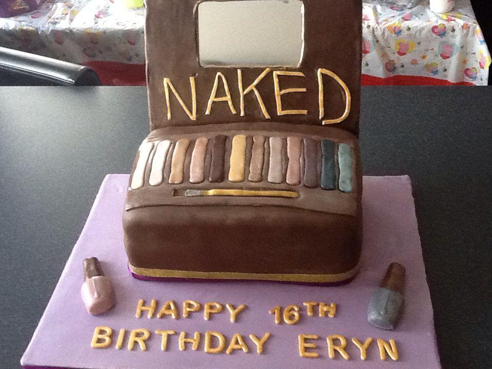 Girls Naked Urban Decay Eyeshadow Palette Make Up Birthday -8188